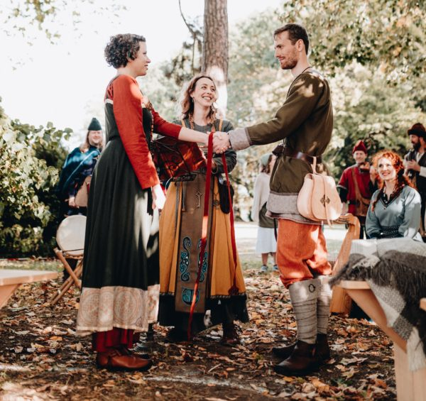 mariage viking